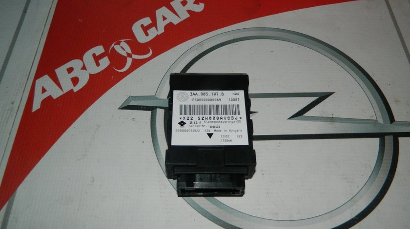 Calculator modul start stop VW Passat B7 3AA905107B