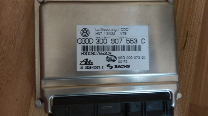 Calculator modul suspensie 3d0907553c Vw phaeton
