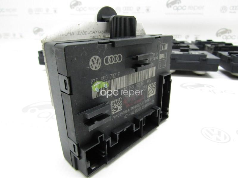 Calculator / modul usa dreapta fata Audi A4 B8 8K / A5 8T / RS4/RS5 - Cod: 8T0959792P