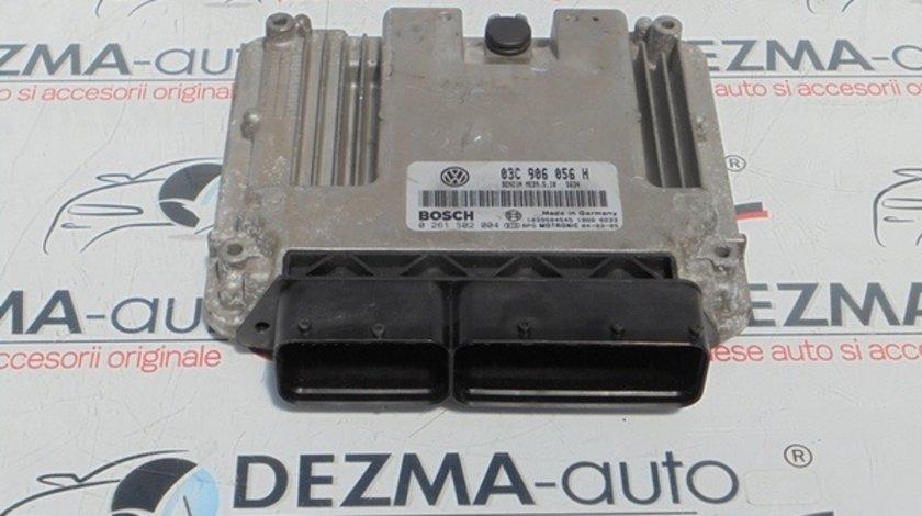 Calculator motor 03C906056H, 0261S02004, Vw Golf 5, 1.4fsi, BLN
