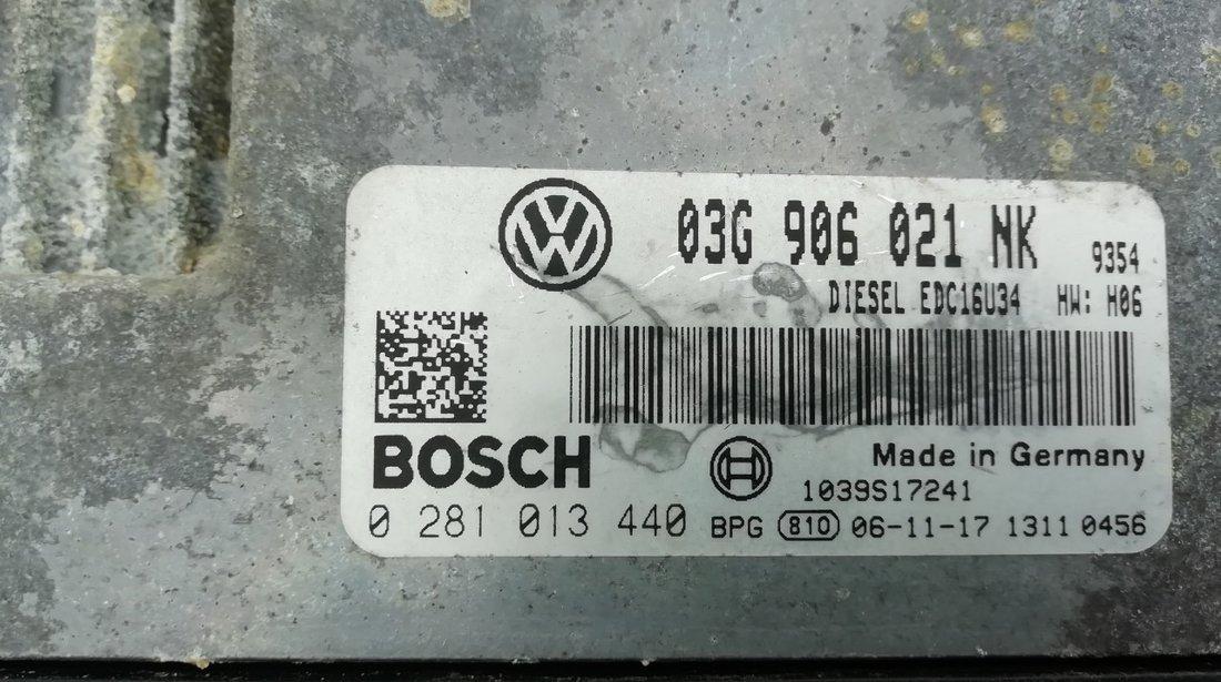 Calculator motor, 03G906021NK, Vw Passat  2.0tdi