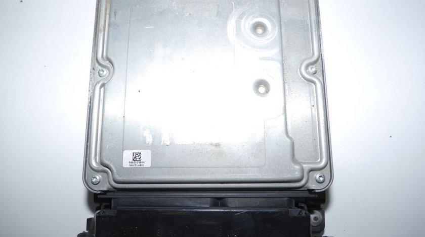 Calculator motor  03L907309, 0281015029, Vw Passat b6 2.0tdi