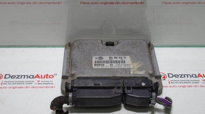 Calculator motor 06A906018CM, Vw Golf 4 Variant (1J5) 1.8 benz