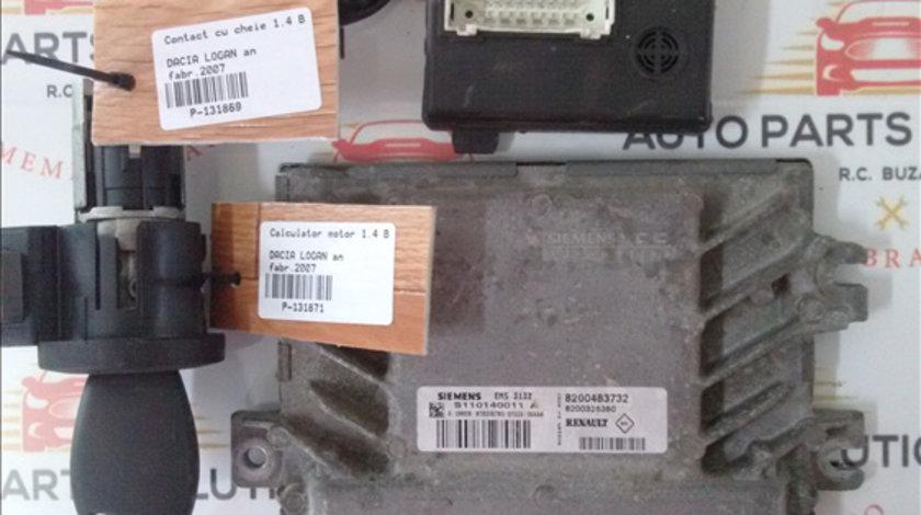 Calculator motor 1.4 B Dacia LOGAN 2005-2010