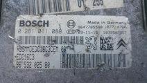 Calculator motor 1.4 tdi peugeot 206 8hx 965320258...