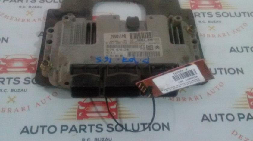 Calculator motor 1.6 benzina-cutie automata PEUGEOT 307 2004-2009