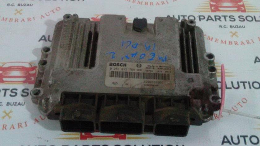 Calculator motor 1.9 DCI RENAULT MEGANE 2 2004-2008