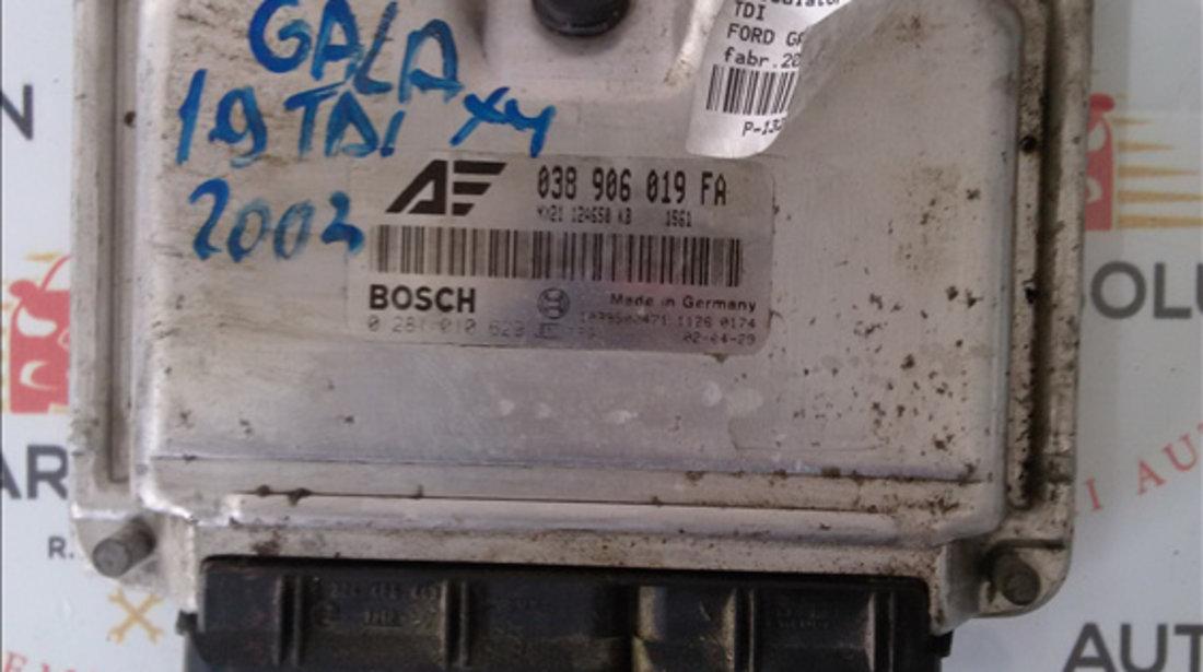 Calculator motor 1.9 TDI FORD GALAXY 2000-2007