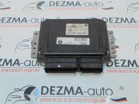 Calculator motor 1214-7527610-01, Mini Cooper, 1.6benzina