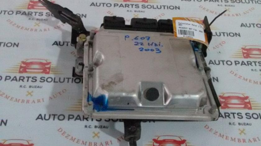 Calculator Motor 2.2 HDI PEUGEOT 607 2000-2008