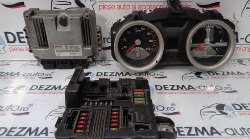 Calculator motor, 8200305678, 0281011276, Renault Trafic 2, 1.9dci