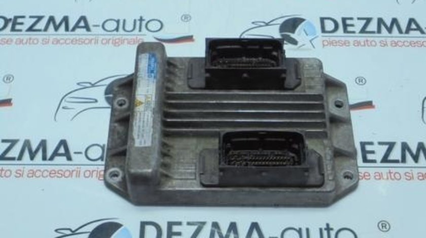 Calculator motor 8973509488, 97350948, Opel Astra H, 1.7cdti