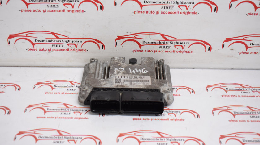 Calculator motor Audi A3 8P 1.9 TDI BLS 03G906021FL 446