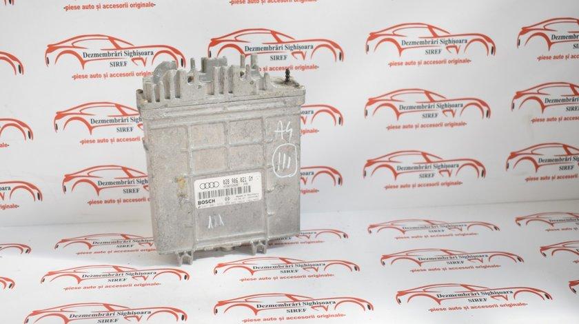 Calculator motor Audi A4 1.9 Tdi 90 cp cod motor 1Z 1998 028906021GM