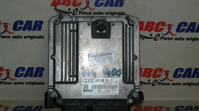 Calculator motor Audi A4 B7 2.0 TDI cod: 03G906016JD