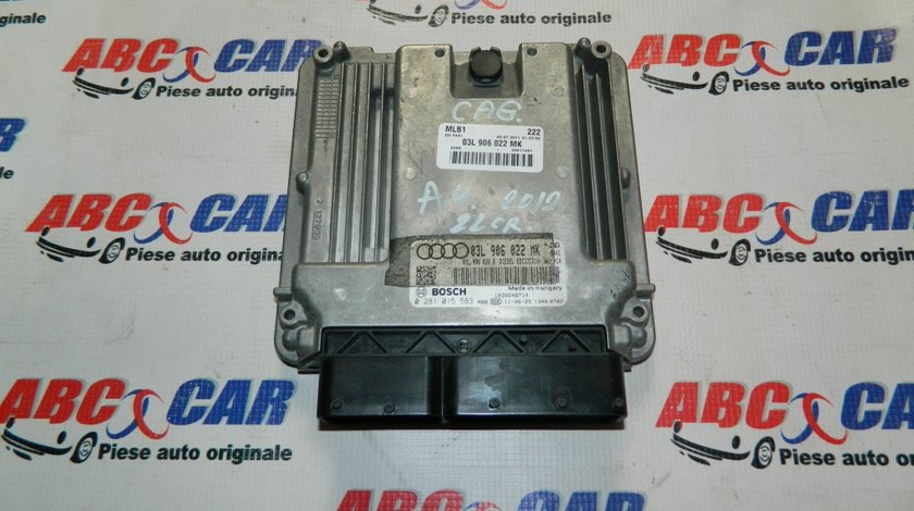 Calculator motor Audi A4 B8 8K 2.0 CR cod: 03L906022MK