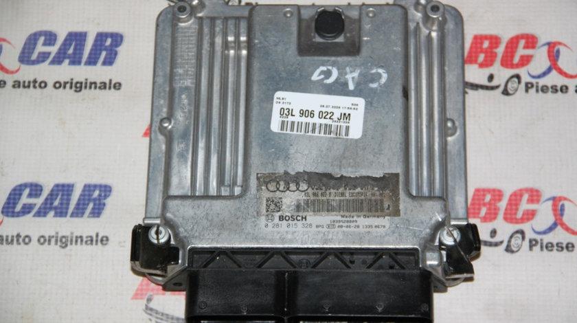 Calculator motor Audi A4 B8 8K 2008-2015 2.0 TDI cod: 03L906022JM