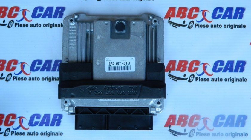 Calculator motor Audi A4 B8 8K 3.0 TDI cod: 8R0907401J model 2012