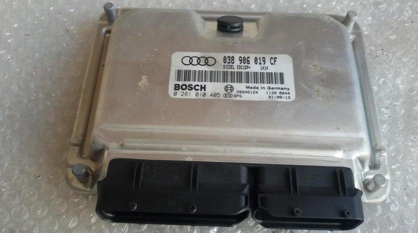 Calculator motor audi a6 1.9 tdi awx 2002 038906016cf