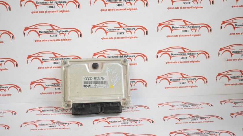 Calculator motor Audi A6 2.5 Tdi 2003 4B2907401J