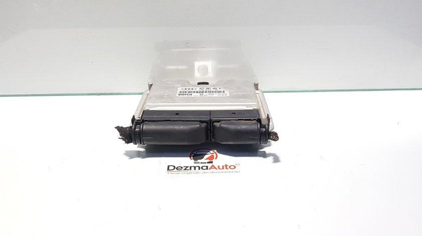 Calculator motor, Audi A6 Allroad (4BH, C5) 2.5 tdi, AKE, 4Z7907401A (id:393901)