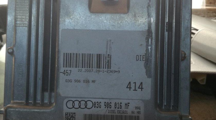 Calculator motor Audi A6 C6 2.0TDI BRE 03G906016MF