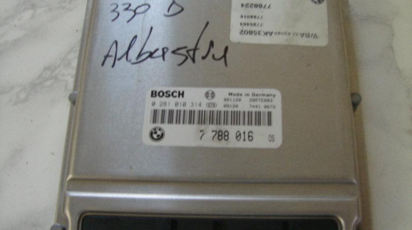 Calculator motor BMW 3 Series E46 [facelift] [2001 - 2006] Sedan 330d MT (184 hp)