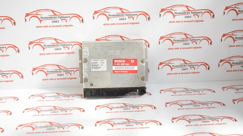 Calculator motor Bmw 318 E36 1993 0261200520