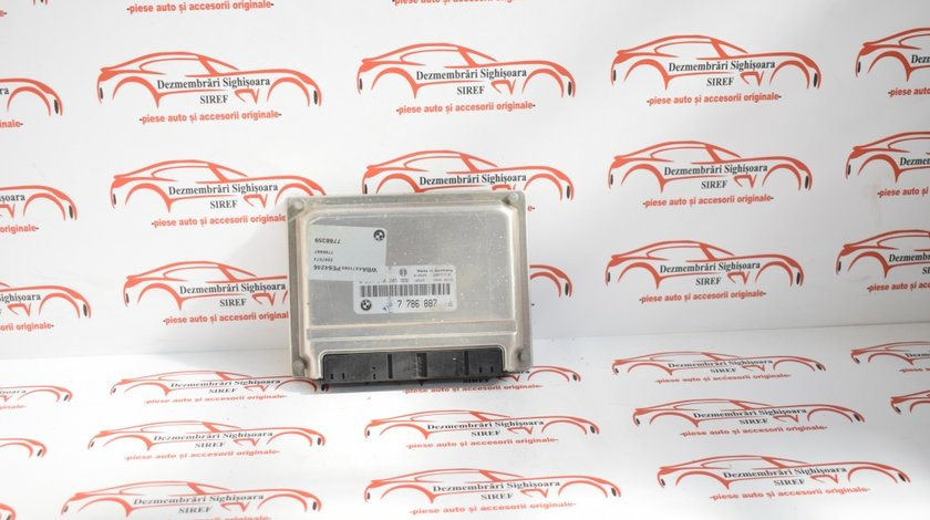 Calculator motor Bmw 320 E46 136 cp 1999 7786887