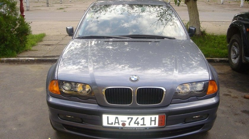 Calculator motor bmw e 46 an 2001
