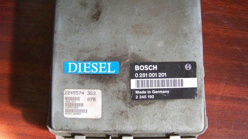 Calculator motor bmw e36 325 tds e39 525tds e38 725tds opel omega 2,5 tds