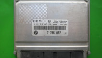 Calculator motor BMW E46 7786887