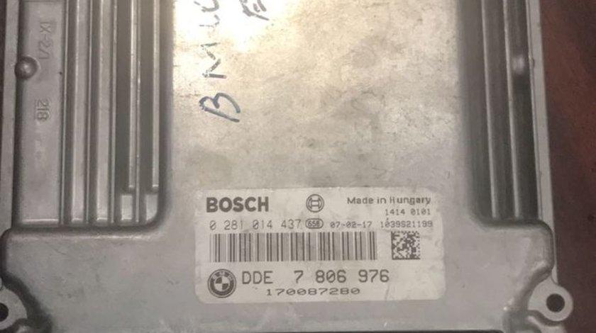 Calculator motor bmw e60 3.0d 2008