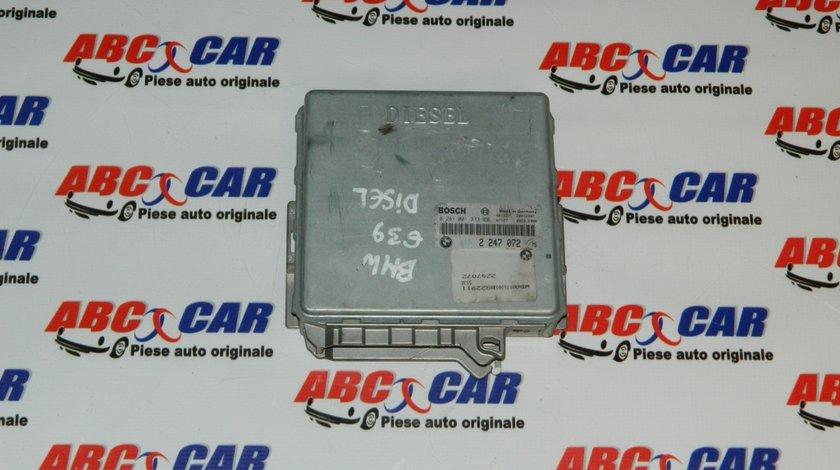 Calculator motor BMW Seria 5 E34 2.5 TDS Cod: 0281001373 / 2247072 model 1992