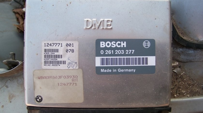 Calculator motor bosch bmw e36 318i distributie lant fara cip
