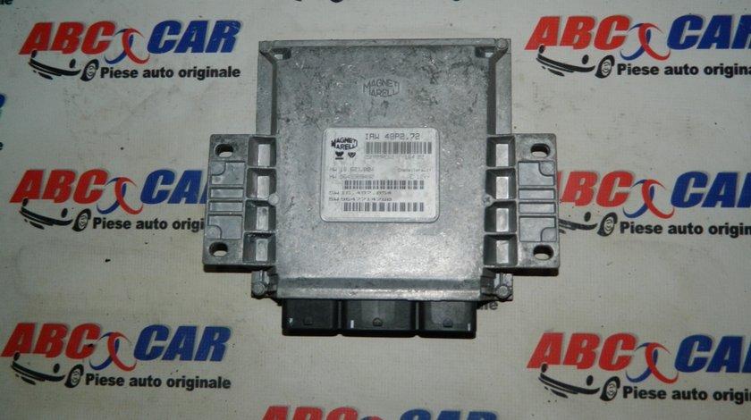 Calculator motor Citroen C3 1.4 benzina cod: 9647714780 model 2005