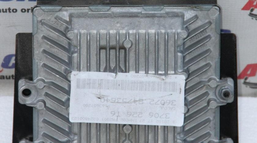 Calculator motor Citroen C32002-2009 1.6 HDI5WS40313C-T