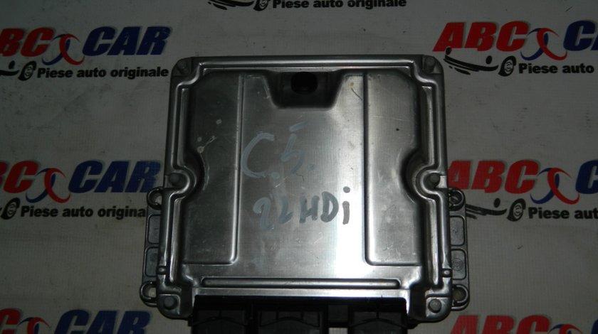 Calculator motor Citroen C5 2.0 HDI cod: 9652183880