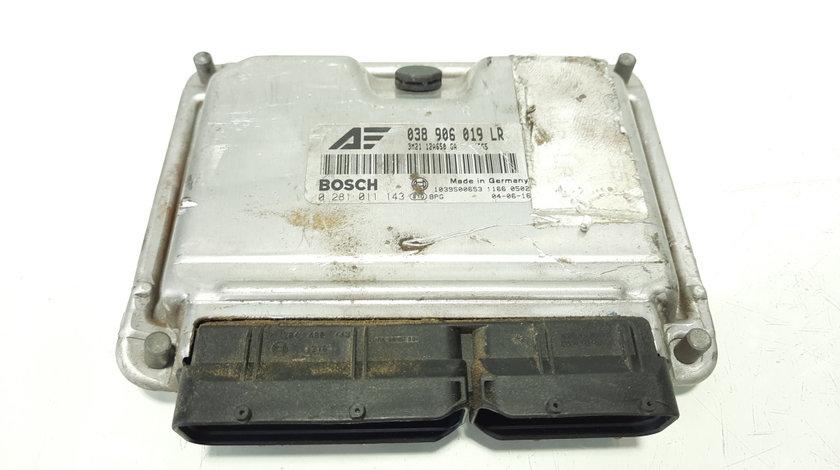 Calculator motor, cod 038906019LR, 0281011143, VW Sharan (7M8, 7M9, 7M6), 1.9 TDI, AUY (idi:491371)