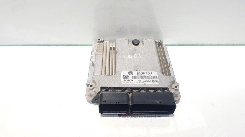 Calculator motor, cod 03G906016R, Seat Altea (5P1), 1.9 TDI, BKC (idi:394857)