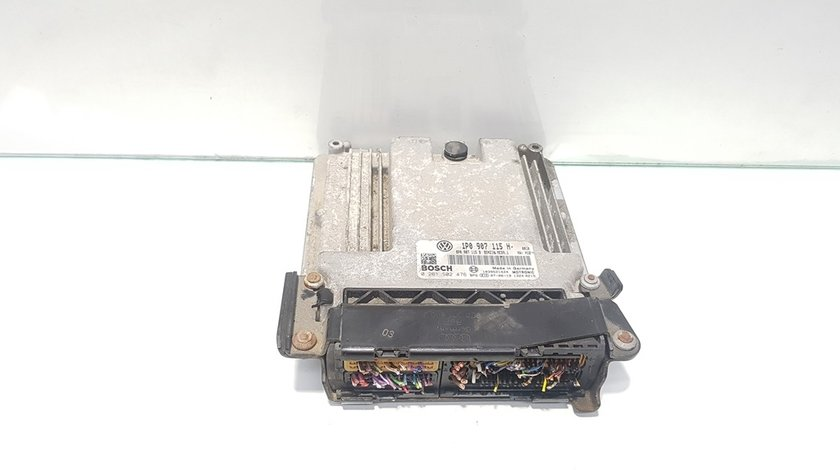 Calculator motor, cod 1P0907115H, 0261S02476, Seat Altea XL (5P5, 5P8) 2.0 B, BWA