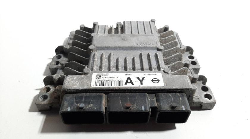 Calculator motor, cod 23710JD54D, Nissan Qashqai 1.5 DCI, K9K282 (id:491432)