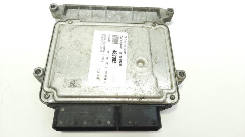 Calculator motor, cod 39110-03256, Hyundai i20 (PB, PBT) 1.2 benz, G4LA (id:482985)