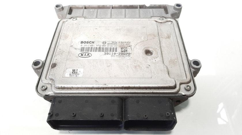 Calculator motor, cod 39110-2B600, 0261201852, Kia Cee'd SW, 1.4 benz, G4FA (idi:483428)