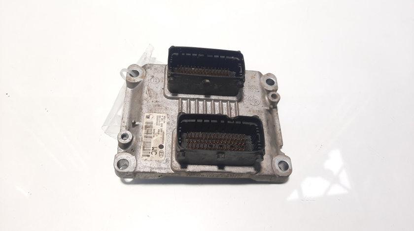 Calculator motor, cod 55354328, Opel Corsa D, 1.4 B, Z14XEP (id:463174)