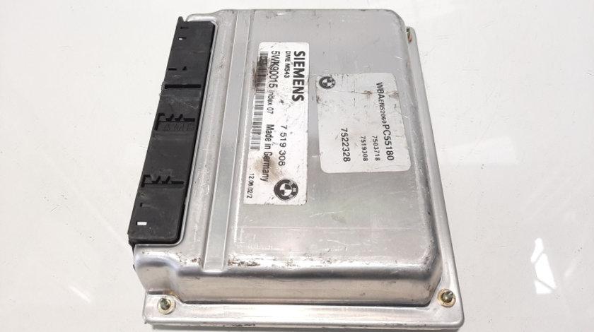 Calculator motor, cod 7519308, Bmw Z3 (E36) 3.0 B, 306S3 (idi:483370)