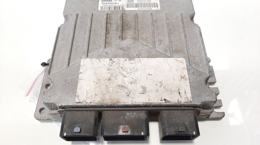 Calculator motor, cod 9646449280, 9644302380, Peugeot 307, 2.0 HDI, RHY (id:483577)