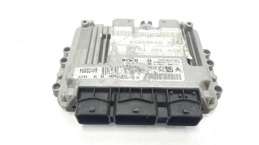 Calculator motor, cod 9659342280, Peugeot 307, 1.6 HDI, 9HZ (id:483367)