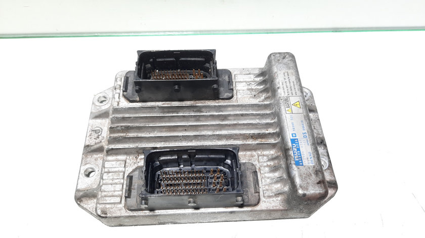 Calculator motor, cod 98000322, 8980003220, Opel Astra H, 1.7 CDTI, Z17DTH (id:462514)