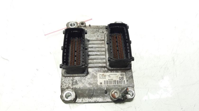 Calculator motor, cod GM24420558, Opel Corsa C (F08, F68) 1.0 B, Z10XEP (id:469319)